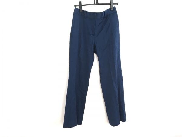 ENFOLD(エンフォルド) パンツ サイズ40 M レディース美品  ネイビー