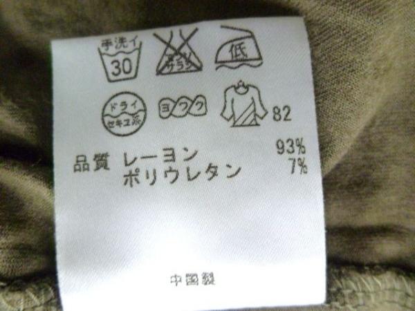 ソニアリキエル 半袖Tシャツ サイズ40 M レディース カーキ 4