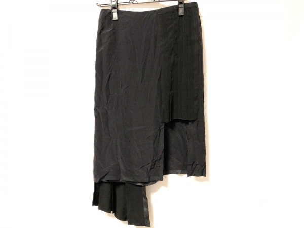 MARTIN MARGIELA(マルタンマルジェラ) スカート サイズ38 M レディース美品  黒