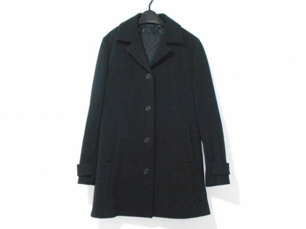 GIGLI(ジリ) コート サイズ38 M レディース美品  黒 冬物