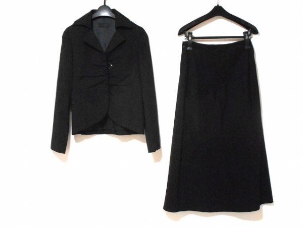 GIGLI(ジリ) スカートスーツ サイズ38 M レディース 黒