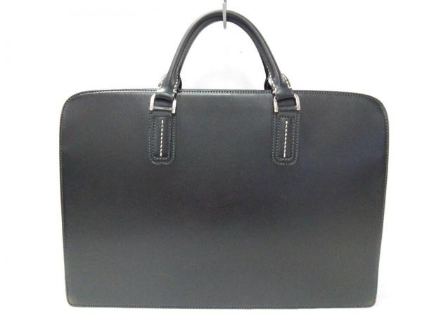SOMES SADDLE(ソメスサドル) ビジネスバッグ 黒 レザー