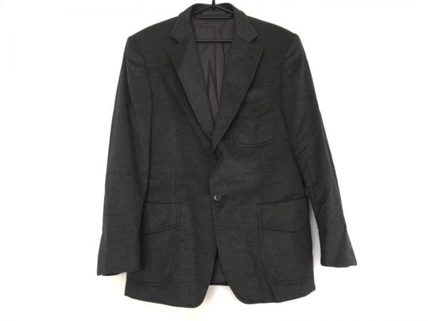 Zegna(ゼニア) ジャケット サイズ6 メンズ美品  ダークグレー
