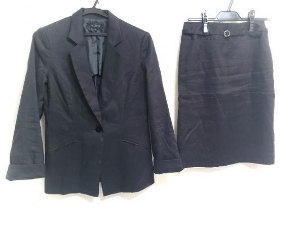 Talbots(タルボット) スカートスーツ サイズ6 M レディース美品  黒
