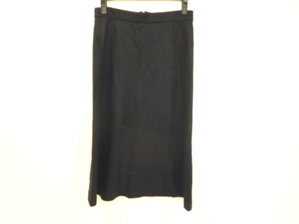 intoca.(イントゥーカ) スカート サイズ1 S レディース美品  ダークネイビー