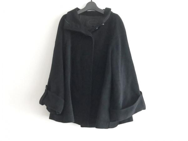 UNTITLED(アンタイトル) コート サイズ4 XL レディース美品  黒 冬物