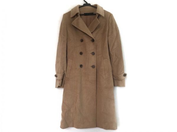 ユナイテッドアローズ コート サイズ38 M レディース ライトブラウン 冬物
