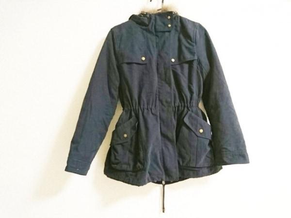CLEAR IMPRESSION(クリアインプレッション) コート サイズ2 M レディース 黒 冬物