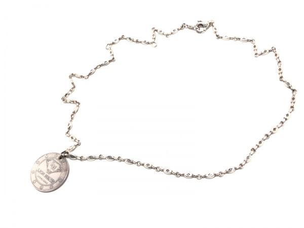 LIONHEART(ライオンハート) ネックレス美品  シルバー コインネックレス