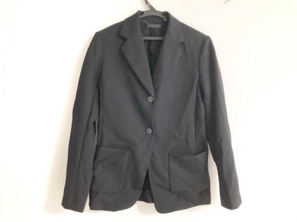 THE ROW(ザロウ) ジャケット サイズ4 XL レディース 黒
