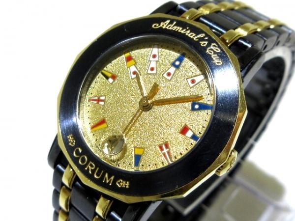 CORUM(コルム) 腕時計 39.130.31 V585 レディース ゴールド