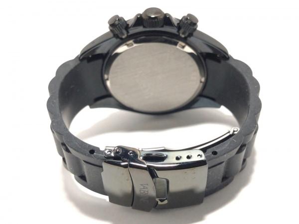 VABENE(ヴァベーネ) 腕時計 - メンズ クロノグラフ/ラバーベルト 黒