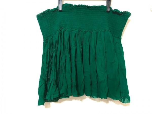 イザベルマランエトワール スカート サイズ42 L レディース グリーン