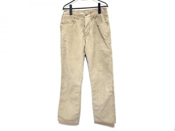 ERMANNO SCERVINO(エルマノシェルビーノ) パンツ サイズ46 XL メンズ ベージュ