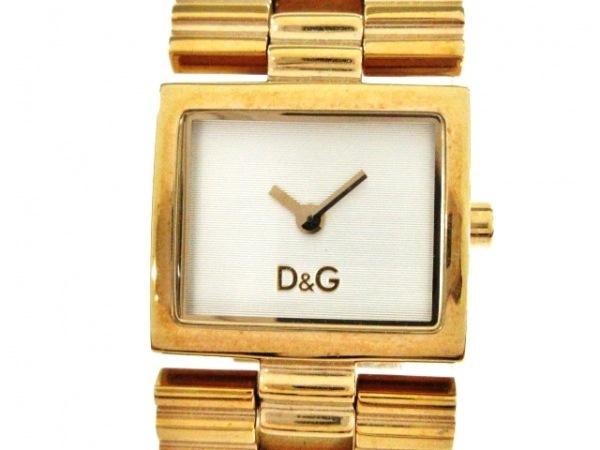 D&G(ディーアンドジー) 腕時計 - レディース シルバー