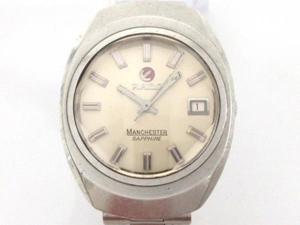 RADO(ラドー) 腕時計 マンチェスター サファイア - メンズ アイボリー