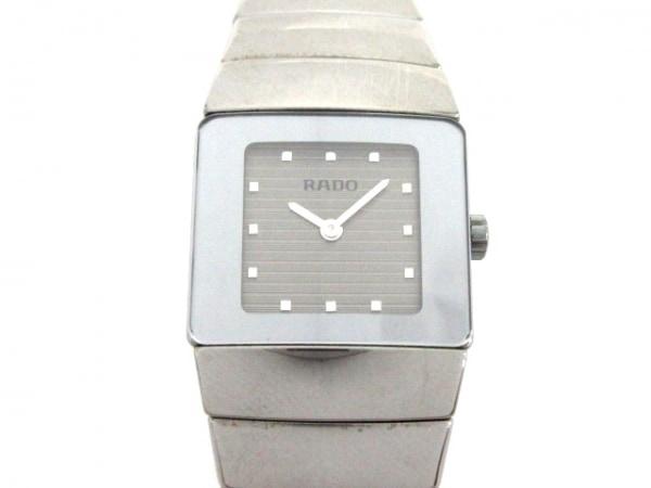 RADO(ラドー) 腕時計 ダイアスター 153.0334.3 レディース グレー