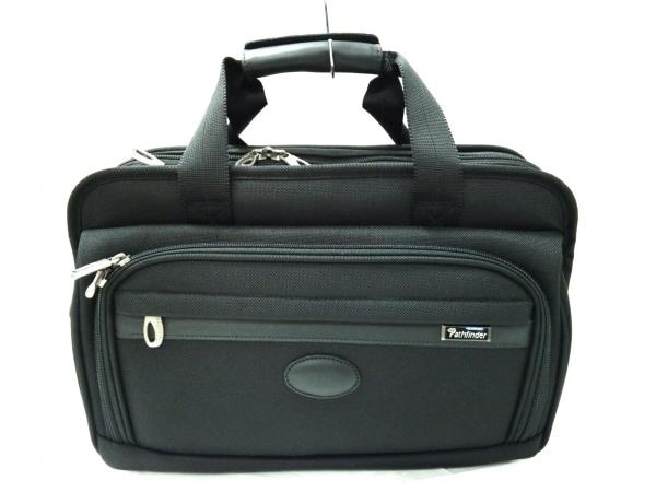 pathfinder(パスファインダー) ビジネスバッグ美品  黒 ナイロン