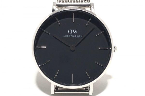 Daniel Wellington(ダニエルウェリントン) 腕時計 - レディース 黒