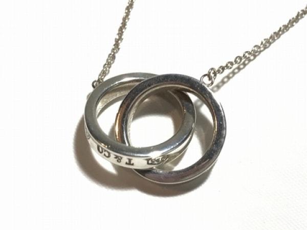 ティファニー ネックレス美品  1837インターロッキングサークル シルバー