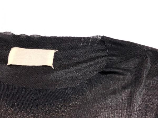 MARTIN MARGIELA(マルタンマルジェラ) 半袖カットソー レディース 黒