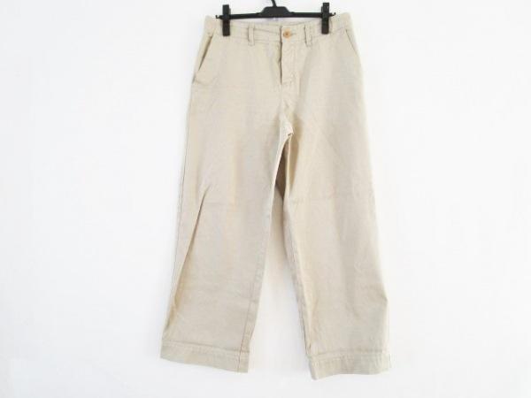 homspun(ホームスパン) パンツ サイズF レディース ベージュ