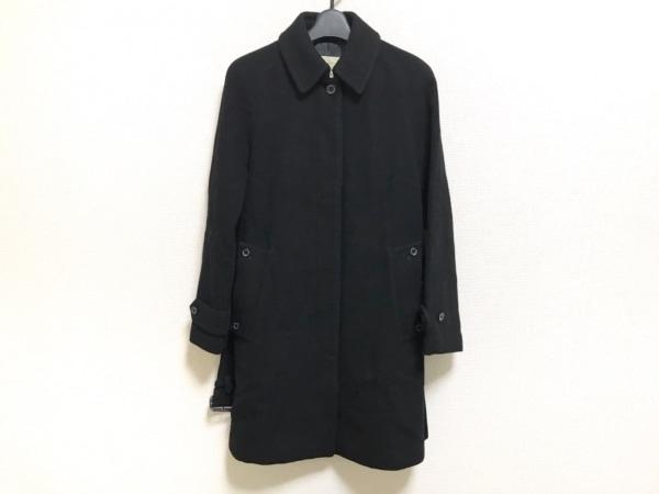 トラディショナルウェザーウェア コート サイズ34 M レディース美品  黒 冬物