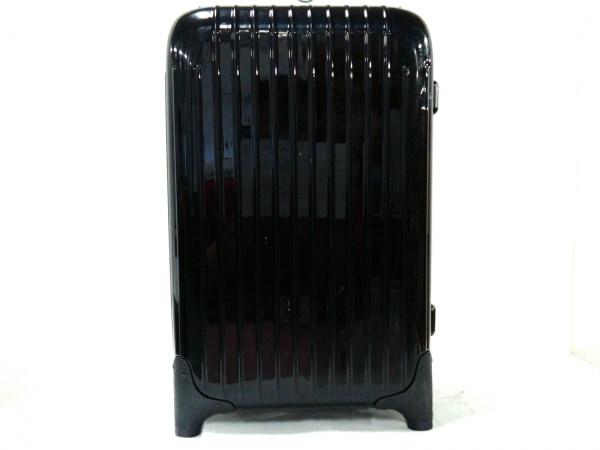 RIMOWA(リモワ) キャリーバッグ 黒 ポリカーボネイト