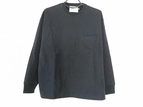 トラディショナルウェザーウェア 長袖Tシャツ サイズXS メンズ新品同様  黒