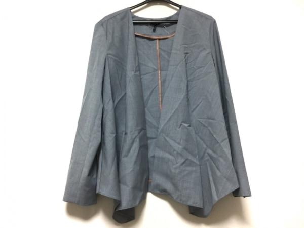 JILSANDER(ジルサンダー) ジャケット サイズ38 S レディース グレー NAVY