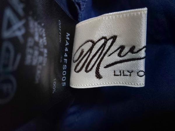 MUVEIL(ミュベール) スカート サイズ36 S レディース ネイビー