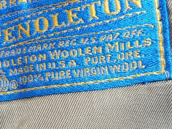 PENDLETON(ペンドルトン) ジャケット メンズ グレー