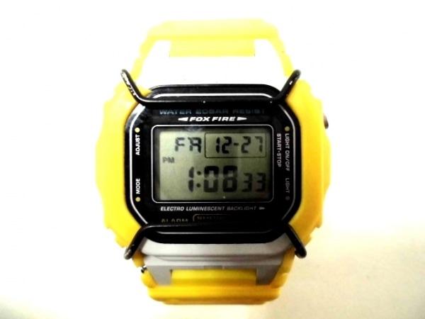 CASIO(カシオ) 腕時計  G-SHOCK DW-5600E メンズ ラバーベルト 黒