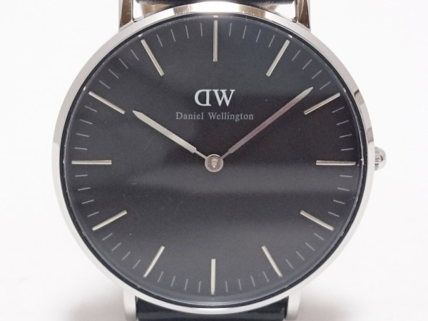 Daniel Wellington(ダニエルウェリントン) 腕時計 B36S11 レディース 黒