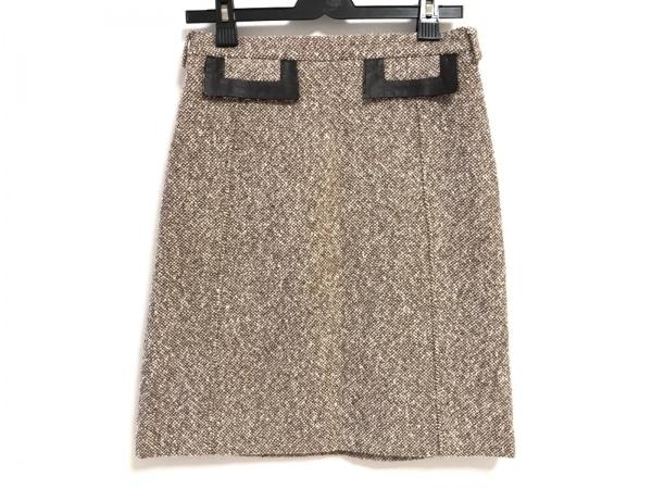 D&G(ディーアンドジー) スカート サイズ40 M レディース ツイード