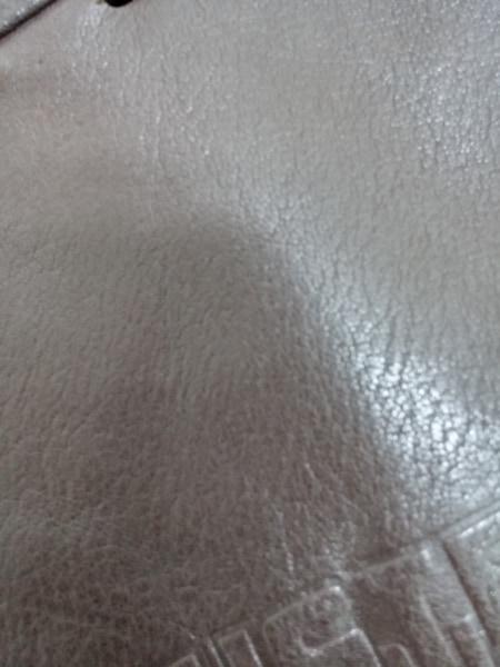 ヒステリックグラマー ブルゾン サイズF レディース ダークブラウン レザー/春・秋物