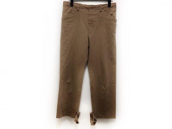 SUNSEA(サンシー) パンツ サイズ1 S レディース ライトブラウン