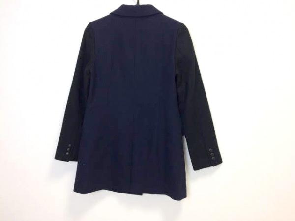 IENA SLOBE(イエナ スローブ) ジャケット レディース美品  ネイビー×黒