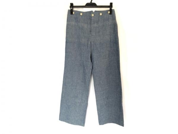 MargaretHowell(マーガレットハウエル) パンツ サイズ2 M レディース ライトブルー