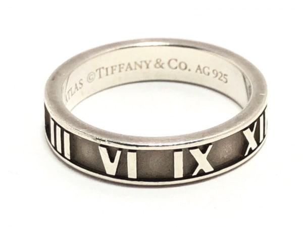 TIFFANY&Co.(ティファニー) リング アトラス シルバー