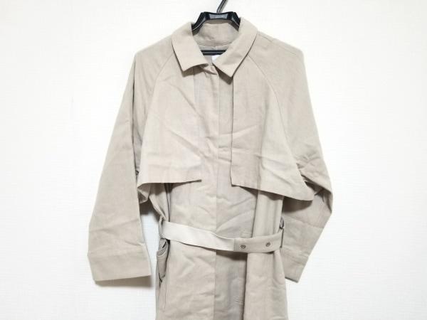 KBF(ケービーエフ) コート サイズONE F レディース美品  ベージュ 春・秋物