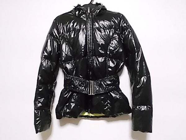 MISS SIXTY(ミスシックスティ) ダウンジャケット サイズS レディース 黒 冬物