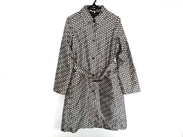 レジーナ レジス レイン ワンピース サイズM レディース美品  黒×白