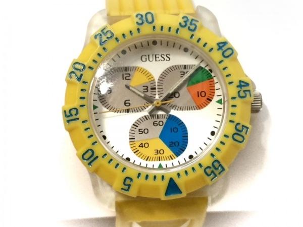 GUESS(ゲス) 腕時計 - レディース 白