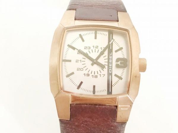 DIESEL(ディーゼル) 腕時計 DZ-1702 ボーイズ シルバー