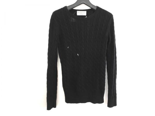 DEUXIEME CLASSE(ドゥーズィエム) 長袖セーター レディース美品  黒