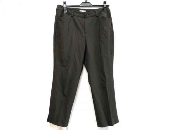 B3 B-THREE(ビースリー) パンツ サイズ38 M レディース ダークブラウン