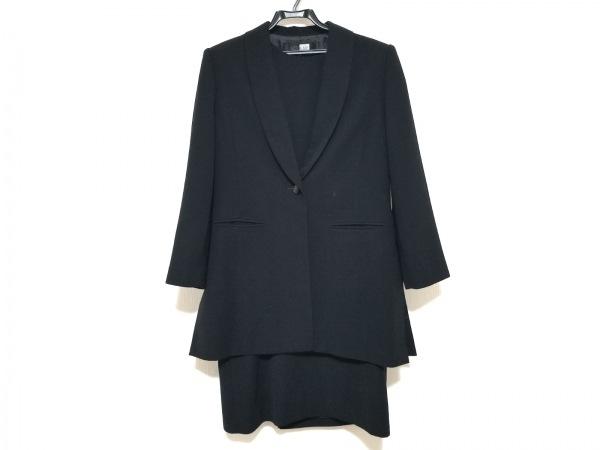 SOIR BENIR(ソワールベニール) ワンピーススーツ サイズ13AR M レディース美品  黒