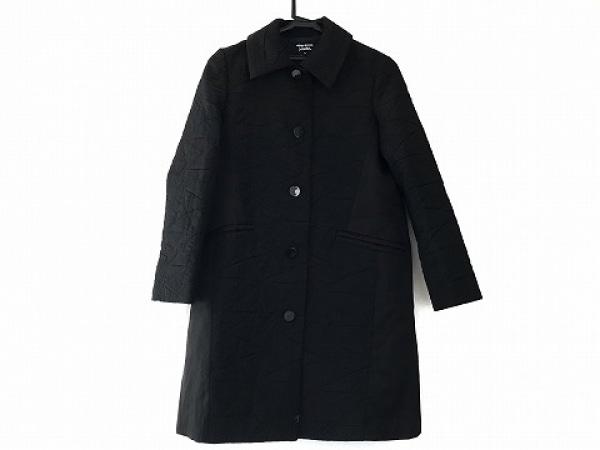 ソニアリキエル コート サイズ40 M レディース 黒 冬物/キルティング/collection