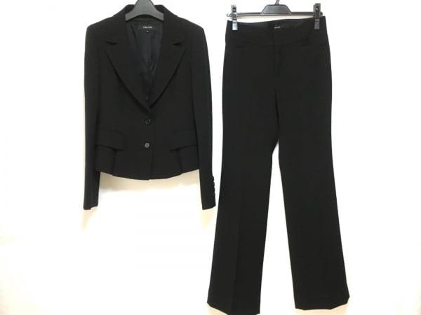 YOKO D'OR(ヨーコドール) レディースパンツスーツ サイズ40 M レディース美品  黒